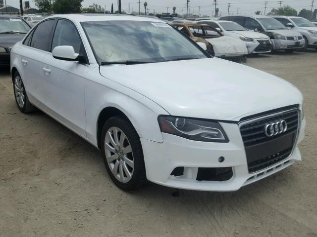 Audi A4 Premium, 2011 изображение 1
