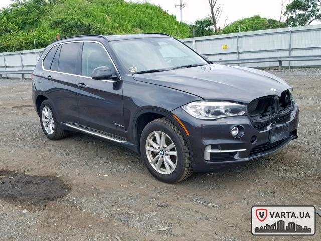 2014 BMW X5 XDRIVE35D зображення 3