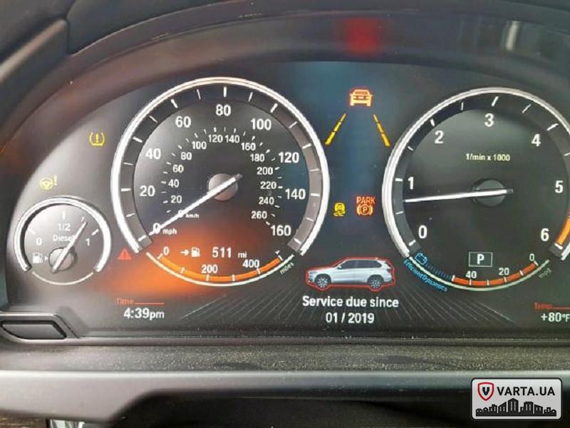 2014 BMW X5 XDRIVE35D зображення 4
