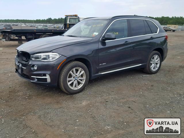 2014 BMW X5 XDRIVE35D изображение 8