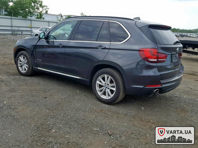2014 BMW X5 XDRIVE35D зображення 1