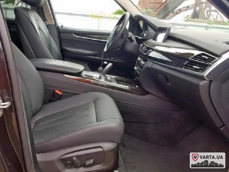 2014 BMW X5 XDRIVE35D изображение 5