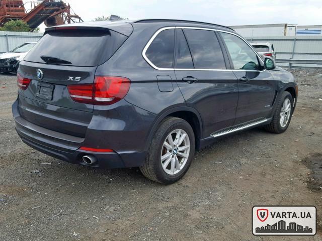 2014 BMW X5 XDRIVE35D изображение 7