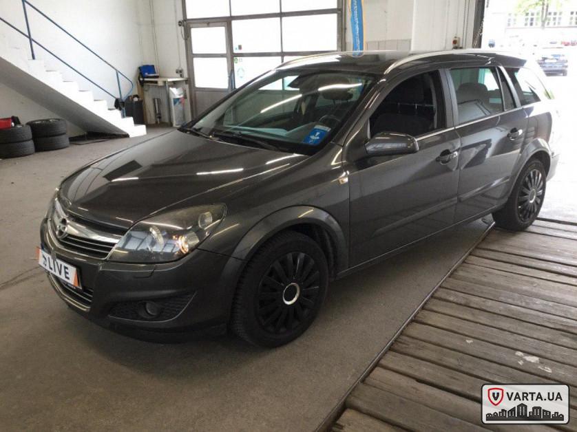 Opel Astra 1.8 Innovation 2008 зображення 2