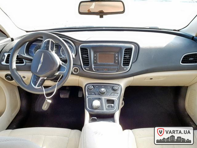 Chrysler 200 2015 зображення 4