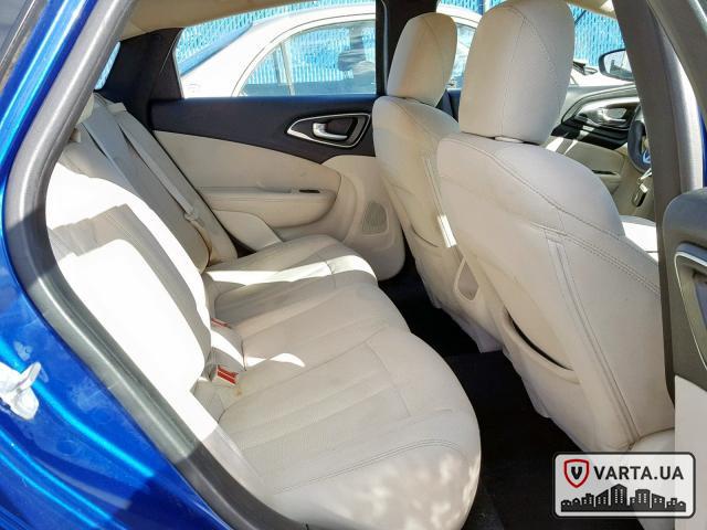 Chrysler 200 2015 зображення 3
