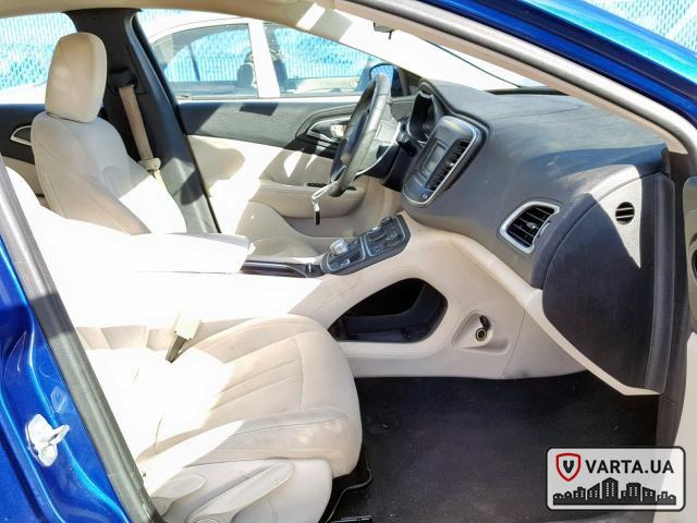 Chrysler 200 2015 зображення 5