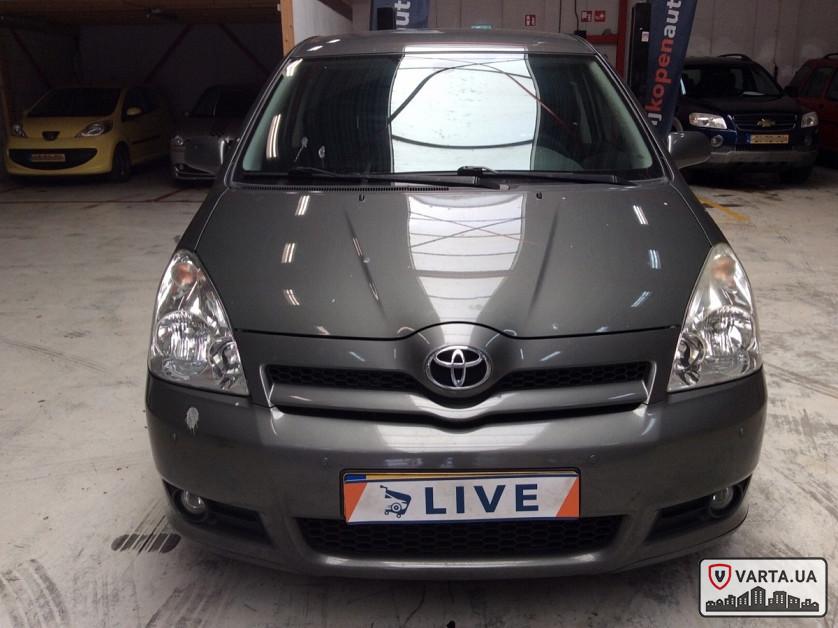 Сертифікація на Toyota Verso зображення 1