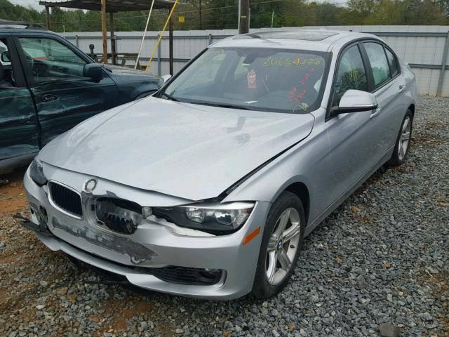 BMW 320 I, 2014 зображення 1
