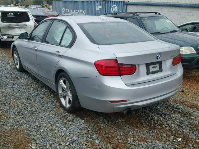 BMW 320 I, 2014 зображення 4