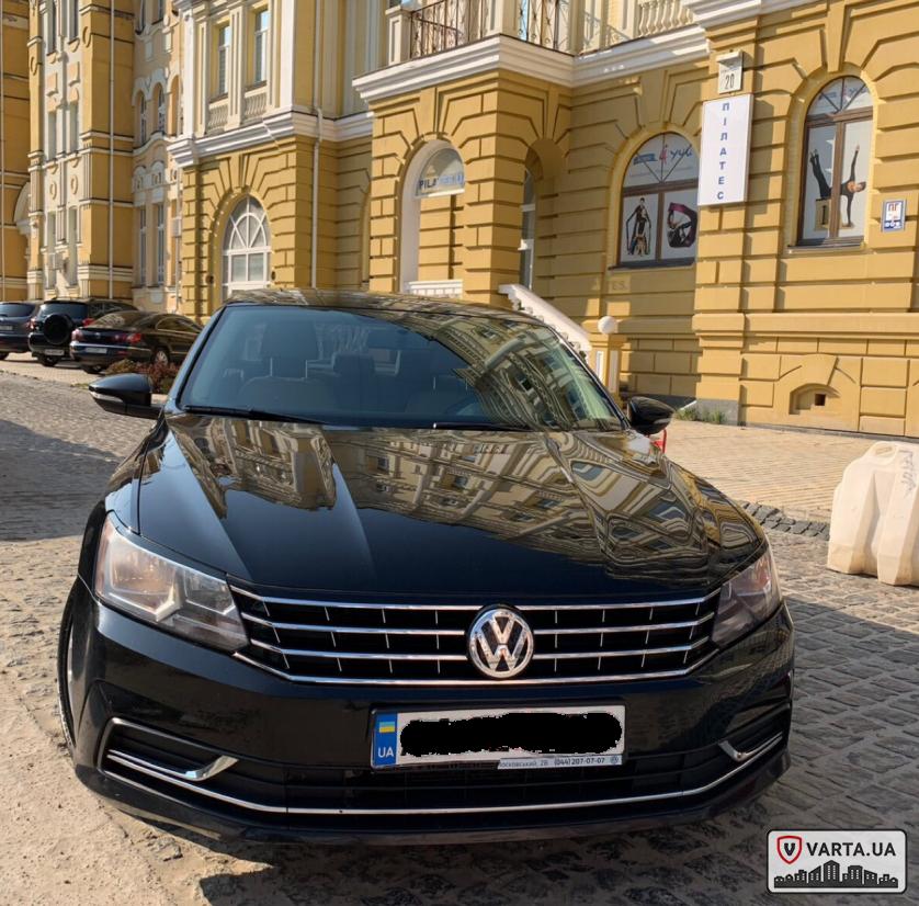 Volkswagen Passat b8 зображення 7
