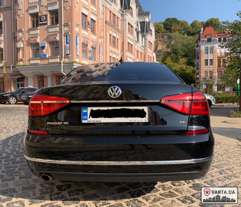 Volkswagen Passat b8 зображення 5