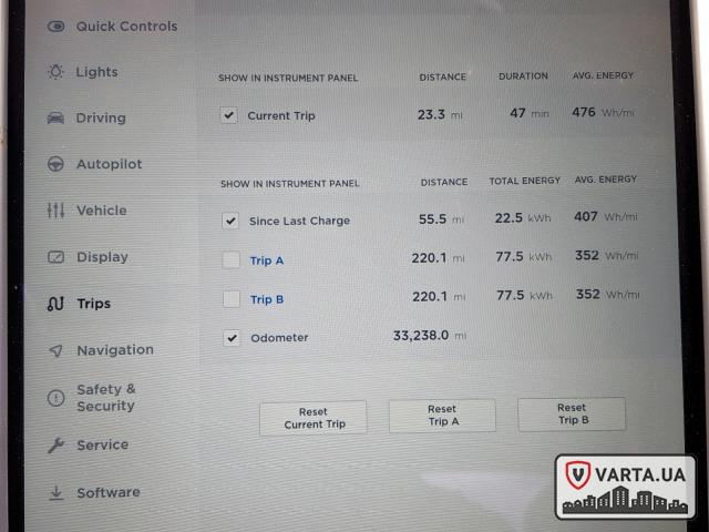 2016 TESLA MODEL S 75D зображення 2