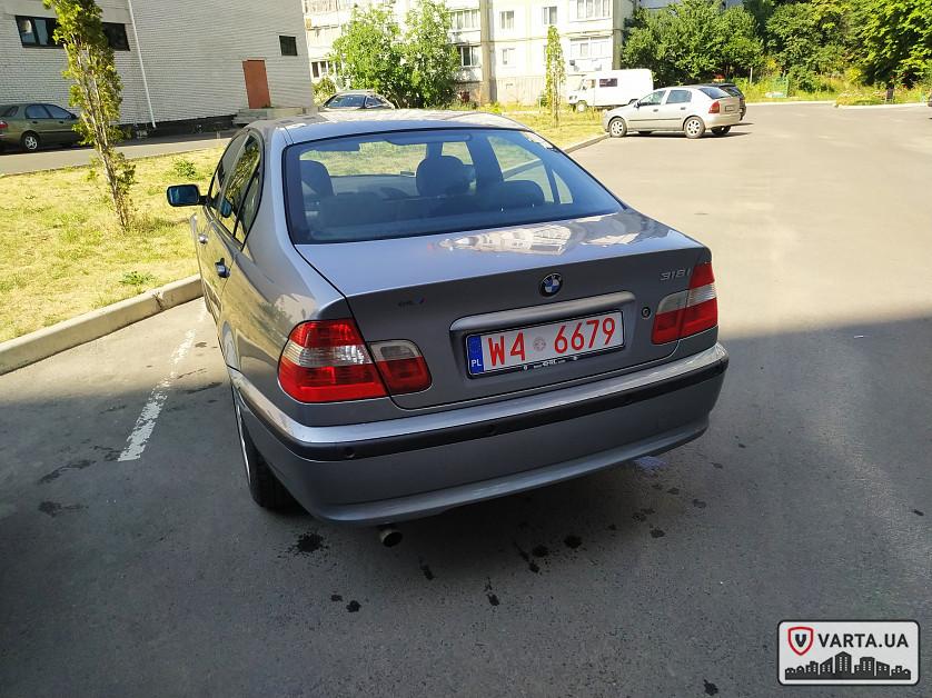 BMW 318 під ключ з Європи зображення 5