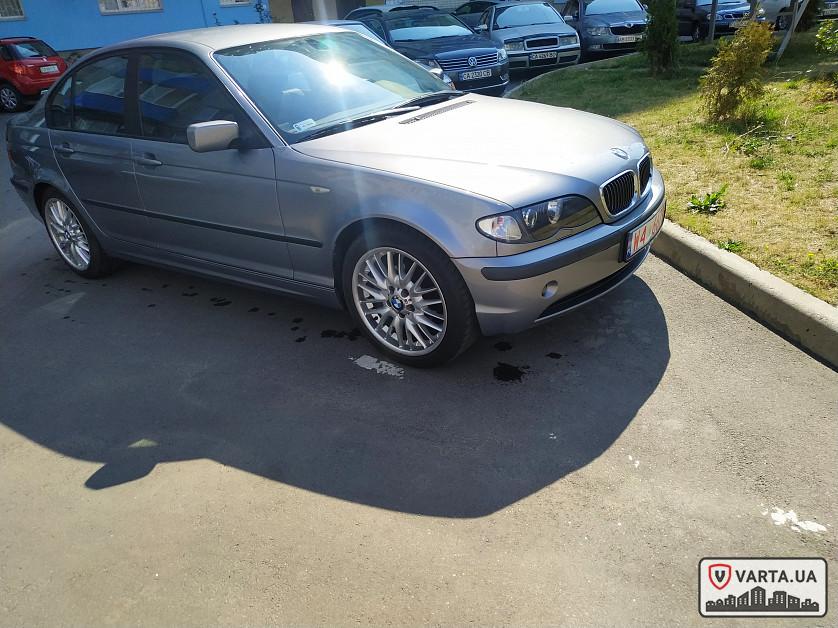 BMW 318 під ключ з Європи зображення 3