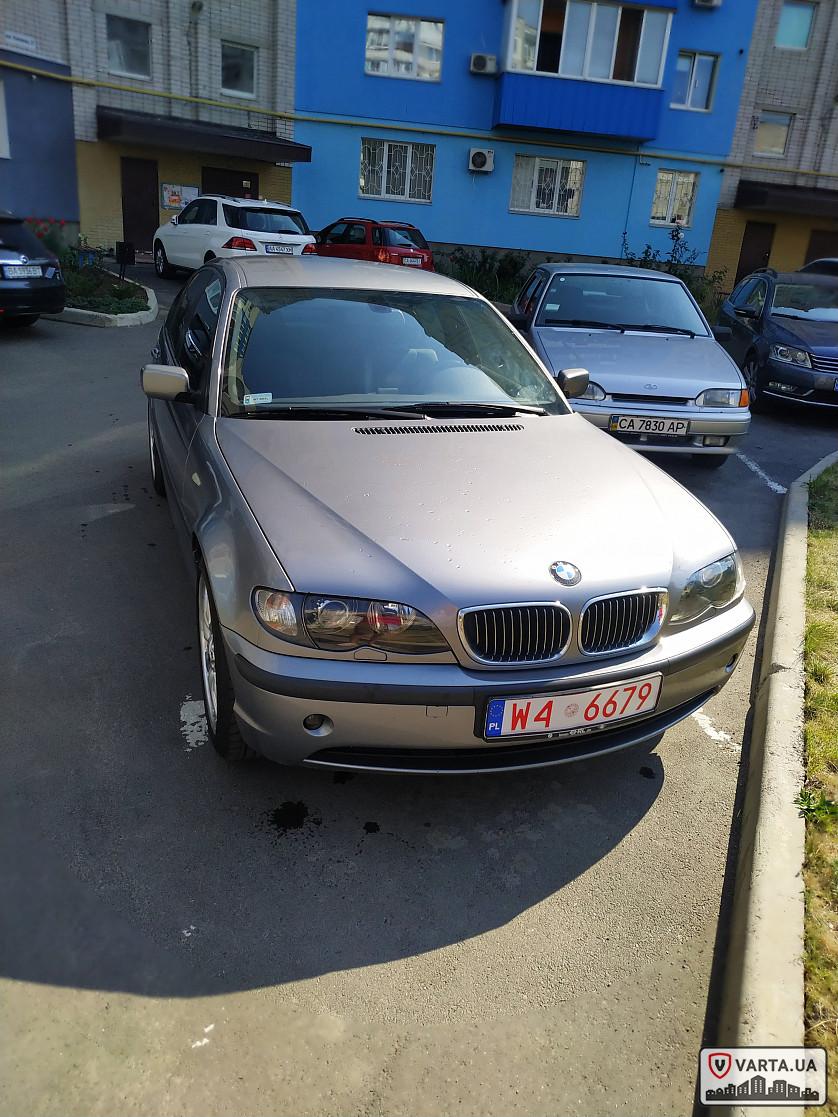 BMW 318 під ключ з Європи зображення 1