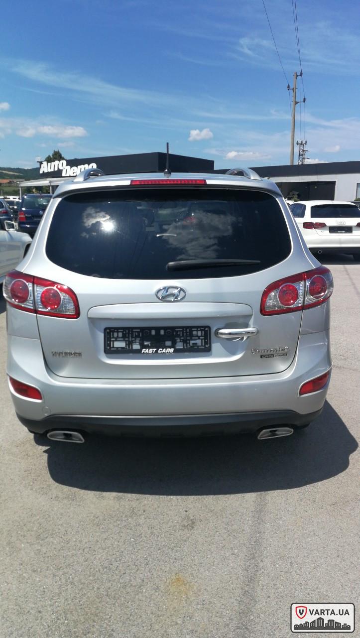 Hyundai Santa Fe під ключ з Європи зображення 4