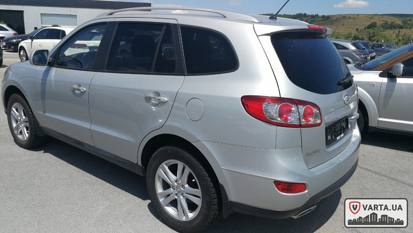 Hyundai Santa Fe під ключ з Європи зображення 3