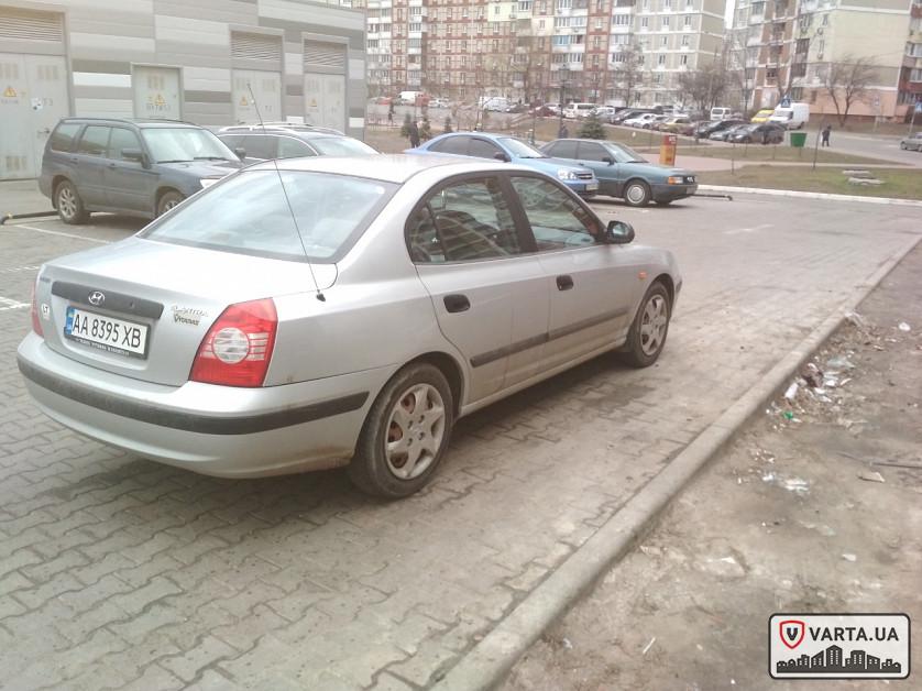 Hyundai Elantra, 2006 зображення 4