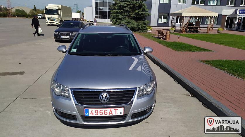 Volkswagen Passat B6 2008 зображення 1
