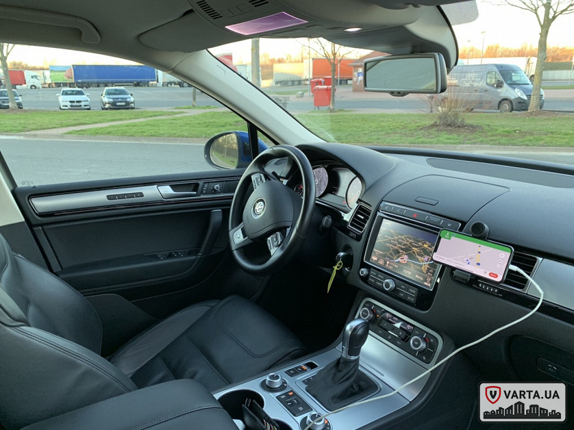 VW Touareg R-Line зображення 5