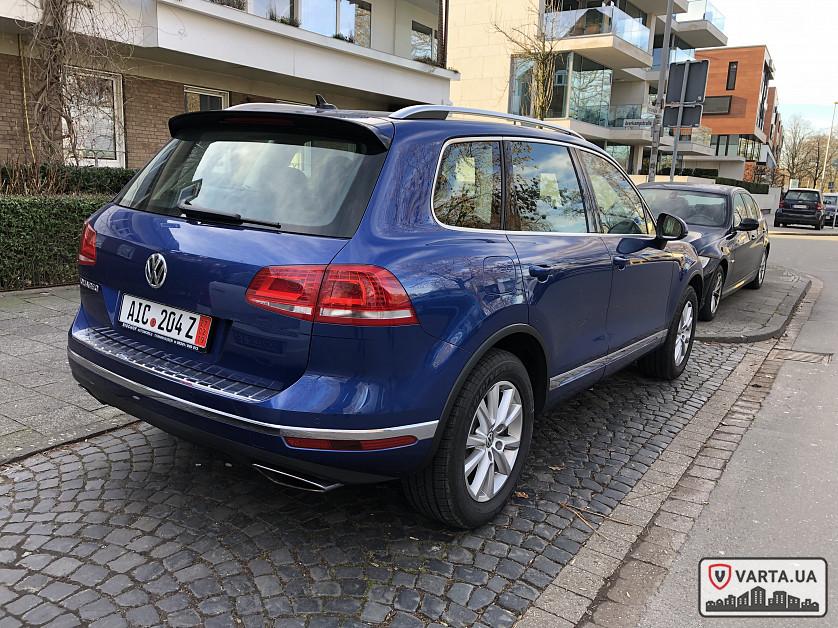 VW Touareg R-Line зображення 1