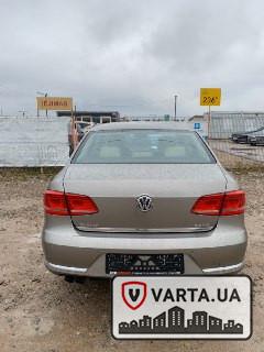 VW Passat B7 з Литви зображення 4