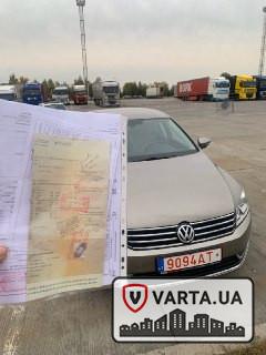 VW Passat B7 з Литви зображення 1