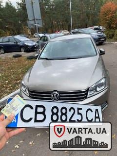 VW Passat B7 з Литви зображення 2