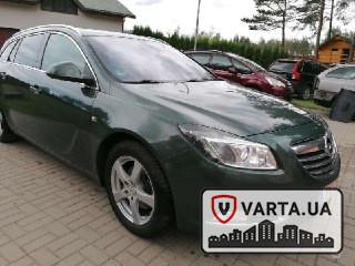 Opel Insignia з Литви зображення 2