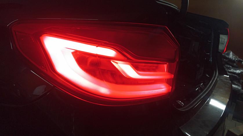 Покупка авто на аукціоні, доставка,розмитнення,ремонт. BMW G30 2018 року зображення 4