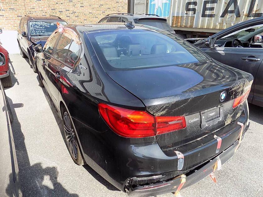 Покупка авто на аукціоні, доставка,розмитнення,ремонт. BMW G30 2018 року зображення 3