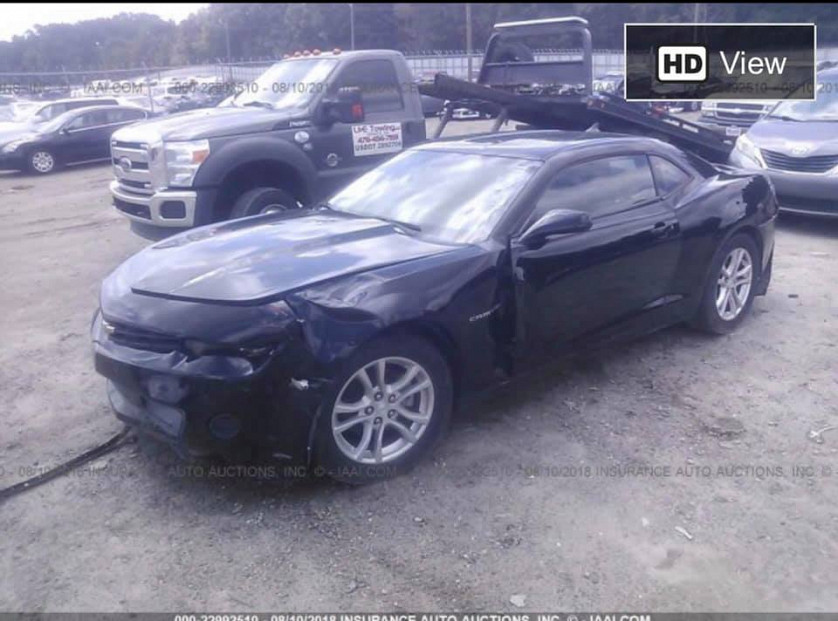 Chevrolet Camaro 2014 изображение 2