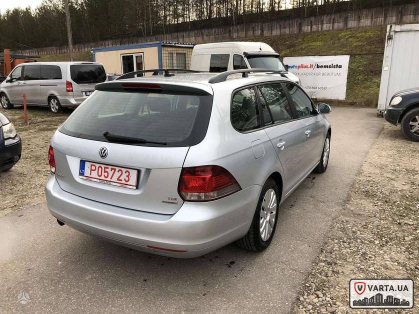 Volkswagen Golf 2011 год зображення 3