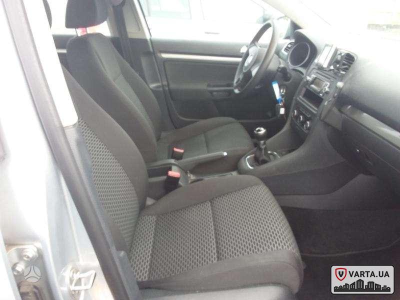 Volkswagen Golf 2011 год зображення 5