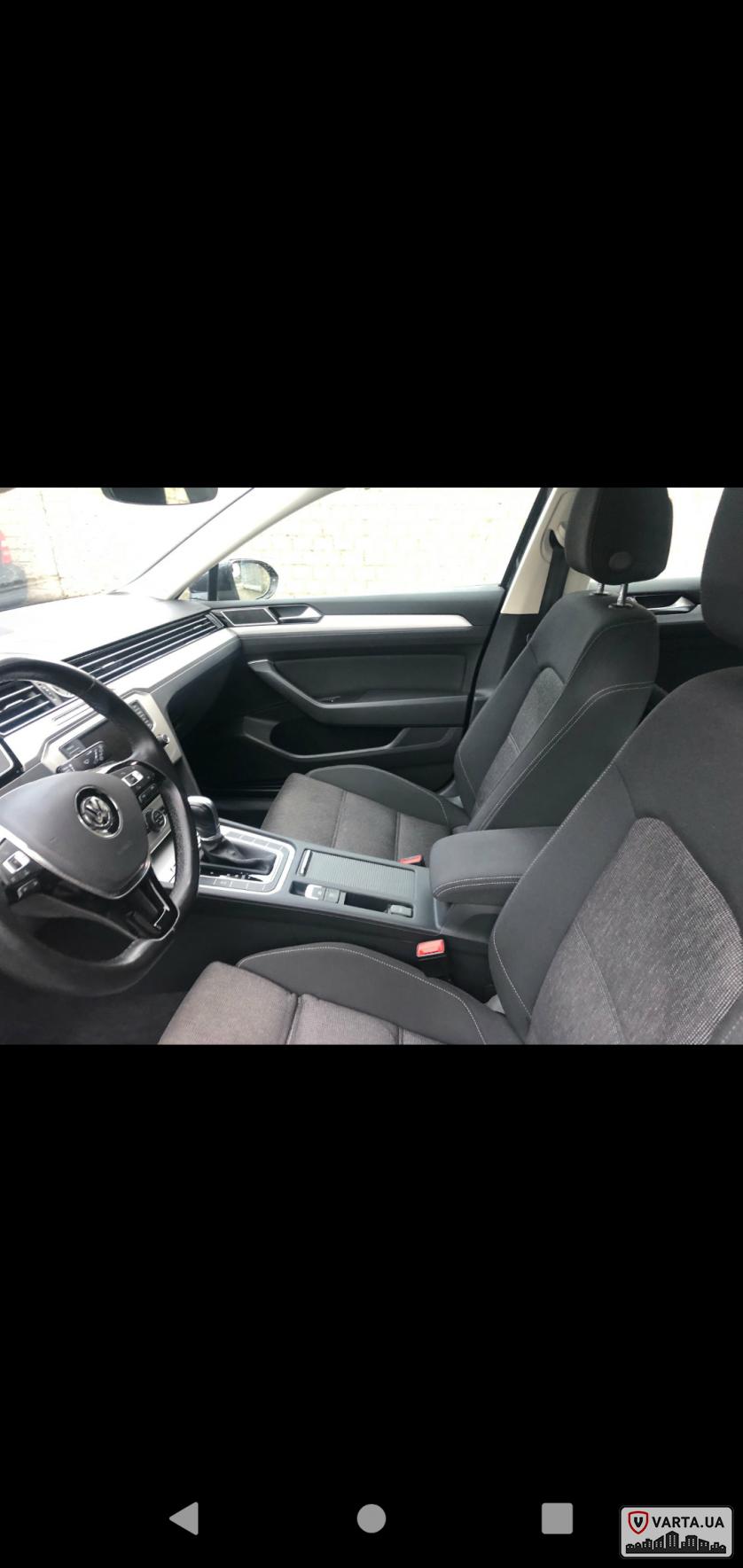 Пригон VW PASSAT b8 зображення 2