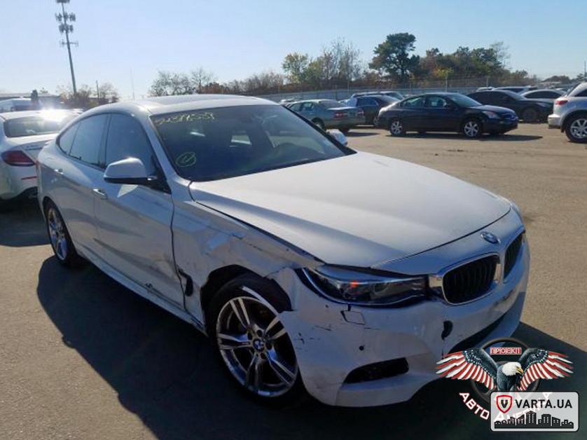 BMW 335I GT 2014 г.в. за 8200$ зображення 1