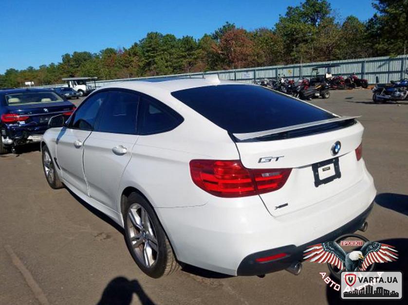 BMW 335I GT 2014 г.в. за 8200$ зображення 3