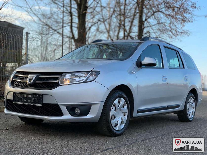 Dacia Logan MCV 2015 зображення 1
