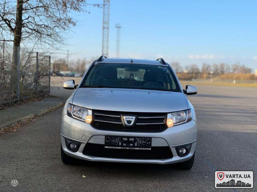 Dacia Logan MCV 2015 зображення 2