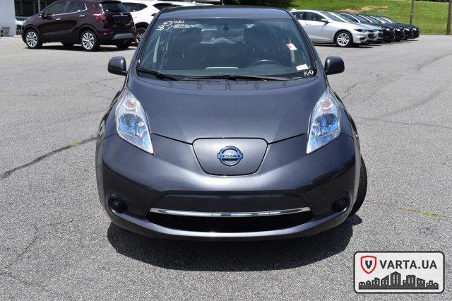 Nissan Leaf S 2013 зображення 2