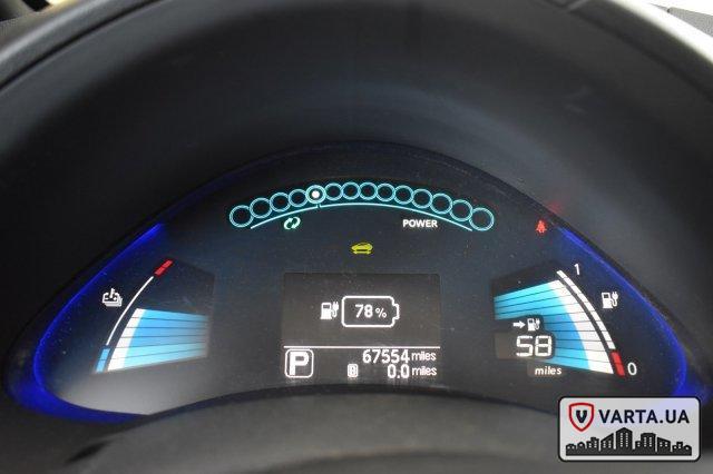 Nissan Leaf S 2013 зображення 7