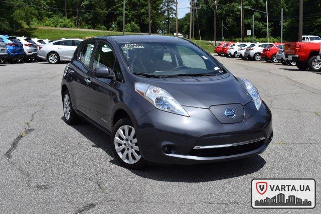 Nissan Leaf S 2013 зображення 1