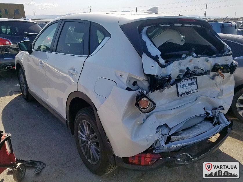 Mazda CX-5 Touring 2019 зображення 3