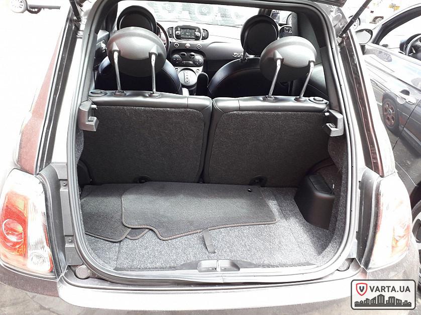 Fiat 500e 2016 изображение 8