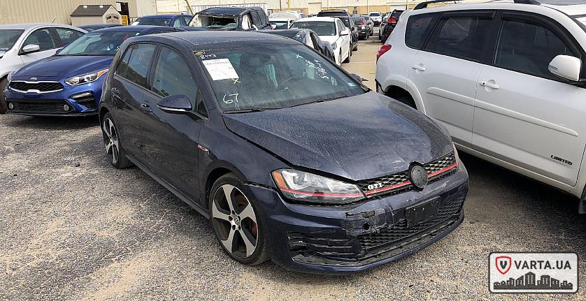 Volkswagen GTI 2015 зображення 1