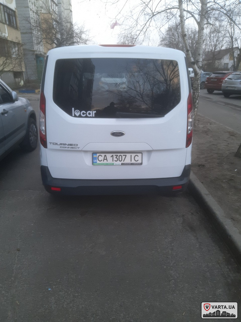 Ford Tourneo Connect зображення 1