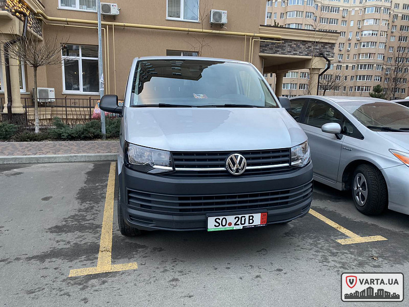 VW TRANSPORTER T6 зображення 2