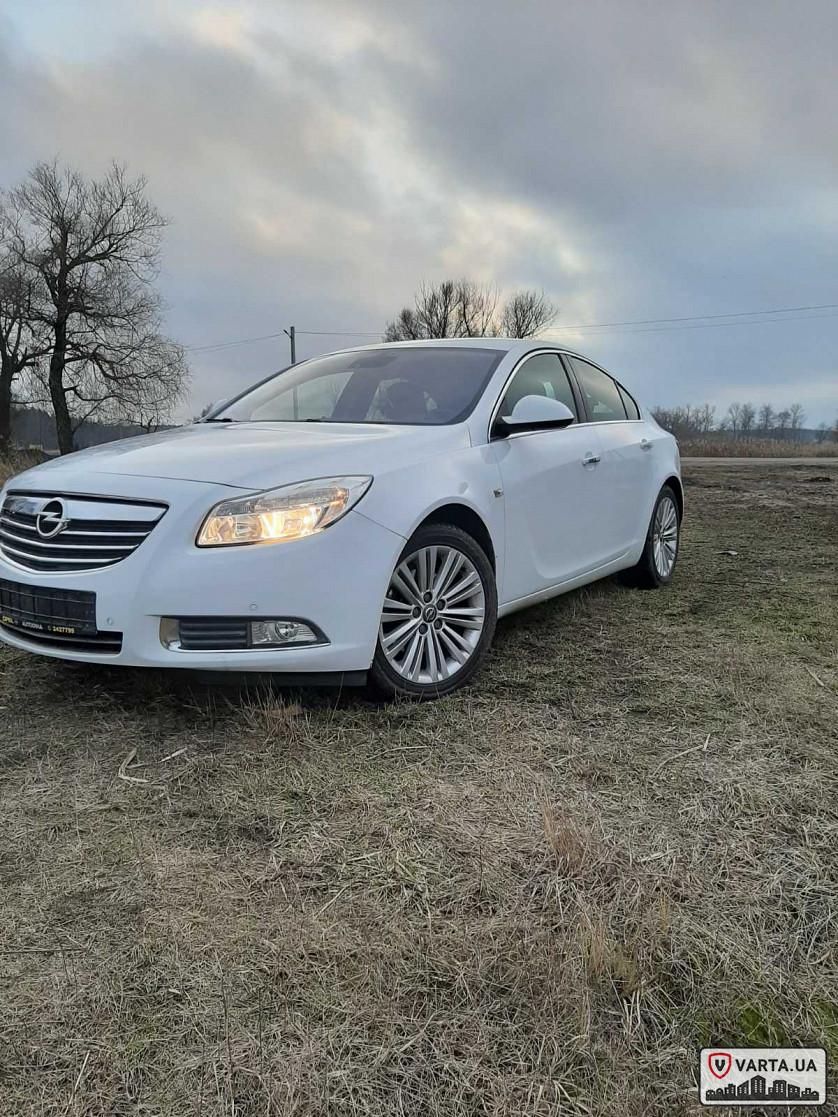 Opel Insignia зображення 1