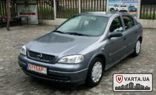 Opel Astra зображення 1